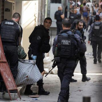 ONU pide investigación sobre mortal operativo de la policía en favela de Río de Janeiro