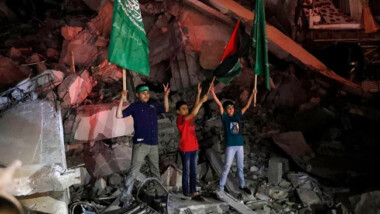Israel y Hamás pactan cese al fuego en la Franja de Gaza