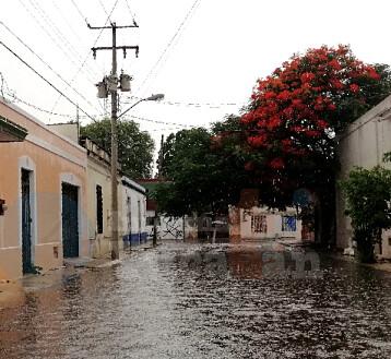 Podrían presentarse fuertes lluvias a partir de hoy