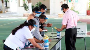 Casillas limpias y desinfectadas recibirán a ciudadanos este 6 de junio: INE