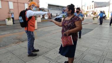 Yucatán cerca de los 300 casos de covid al día