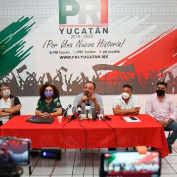 No entregamos el Congreso al PAN: PRI