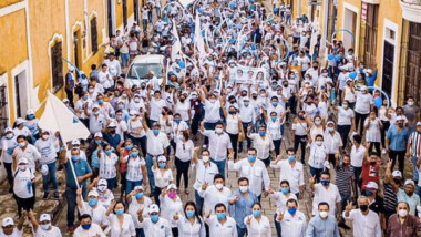 Yucatán regresa a semáforo naranja: Experto del Comité de Salud