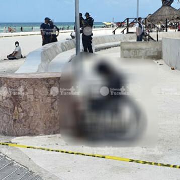 Muere en el Malecón de Progreso
