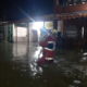 Lluvia inunda colonias de Progreso