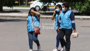 Yucatán reporta 266 hospitalizados y 199 nuevos contagios de covid19