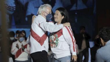 """Fujimori ve fraude y mano de la izquierda"""" global en resultados electorales"""