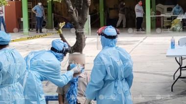 Yucatán cerca de los 200 contagios de covid al día