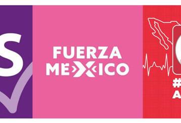 INE inicia proceso de pérdida de registro de los partidos Fuerza por México, PES y RSP