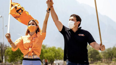 Samuel García gana en Nuevo León, según conteo rápido
