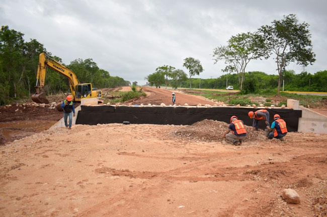 Vestigios arqueológicos y líos campesinos demoran construcción del Tren Maya