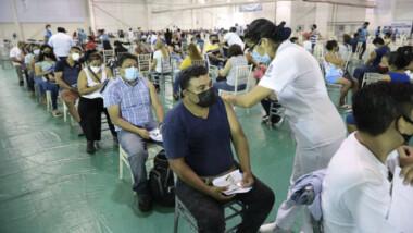 Último chance para vacunar a personas de 40 a 49 en Mérida
