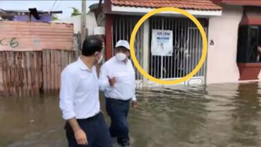 Vila salió al rescate de Julián Zacarías