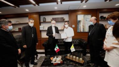Invitan al Papa Francisco a visitar Yucatán