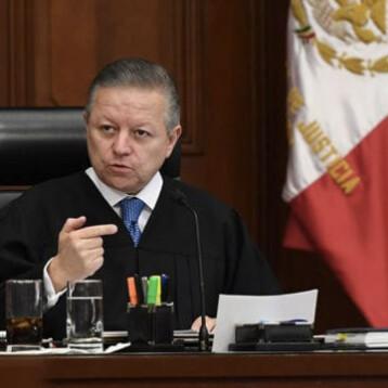 Juez admite amparo contra la ampliación del mandato de Zaldívar