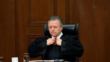 Ministro Zaldívar consultará a la Corte cómo resolver ampliación de mandato