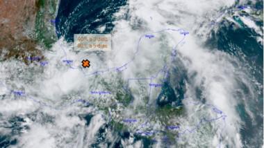 ¡Atención! Baja presión prolongará lluvias en Yucatán