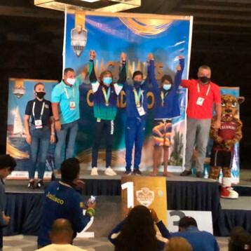 Yucatán inicia con dos medallas de plata en los Juegos Nacionales CONADE