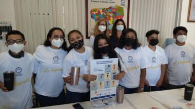 Lanzan campaña estatal de prevención infantil contra el cáncer