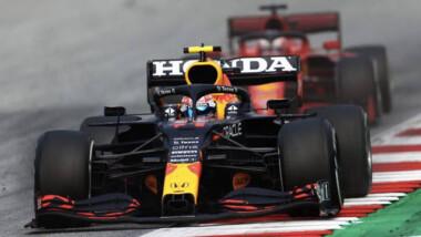 'Checo' Pérez termina en el lugar 20 del sprint de la Fórmula 1