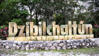 Continúa la disputa por la zona arqueológica de Dzibilchaltún