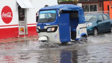 Seguirán las tardes lluviosas