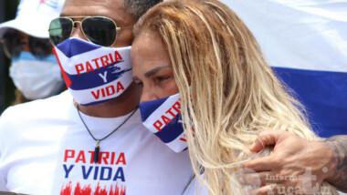 """Les quedó grande el caimán"", Niurka se suma a la lucha de los cubanos desde Mérida (Video)"