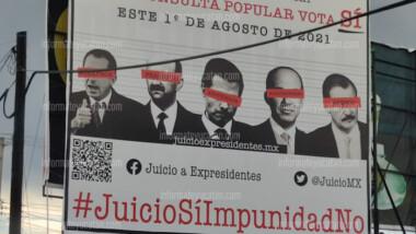 """""""La consulta popular llegó para quedarse"""""""