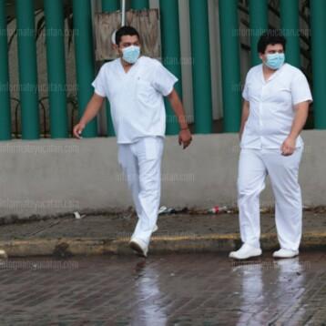 Yucatán: Julio deja 522 muertos y más de siete mil contagiados de covid19