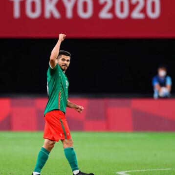 Tri olímpico golea a Sudáfrica 3-0 y avanza a cuartos de final en Tokio 2020