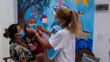 'Nariz Roja' donará 1 mdp. para medicamentos de niños con cáncer