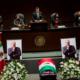 Realizan homenaje luctuoso al Diputado René Juárez Cisneros en la Cámara de Diputados
