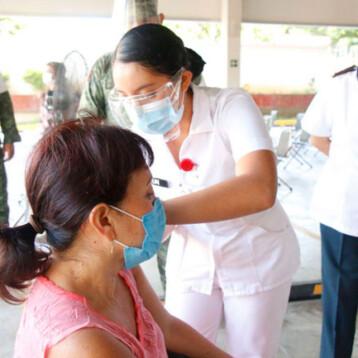 Del 3 al 5 de agosto aplicarán segundas dosis de Pfizer y Sinovac en Mérida