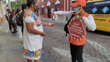 Con más de 61 mil contagios, Yucatán se mantiene en semáforo naranja