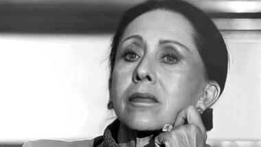 A los 82 años, muere la primera actriz Lilia Aragón