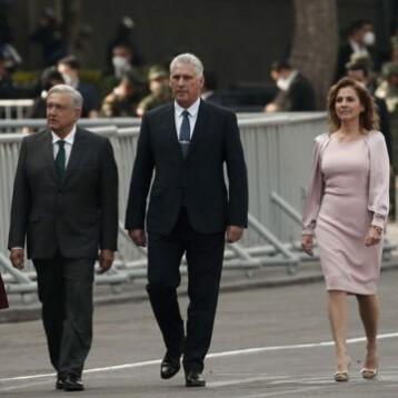 AMLO pide a EU acabar con el bloqueo a Cuba