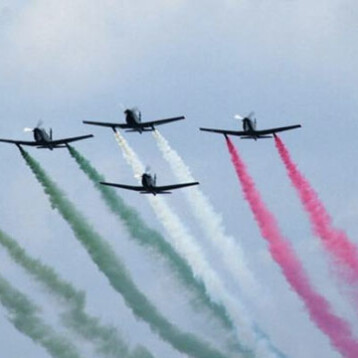 Suspenderán vuelos por desfile del 16 de septiembre