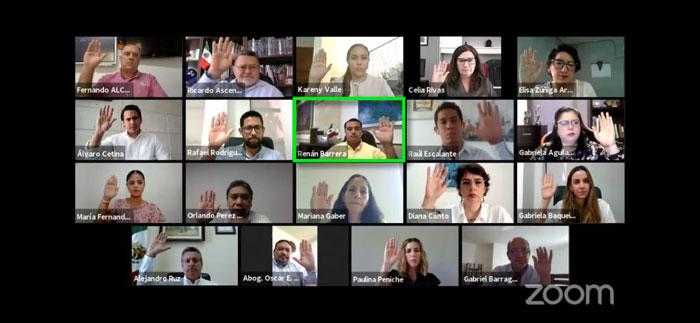Reconocen Voluntad política en la integración de comisiones del Cabildo meridano