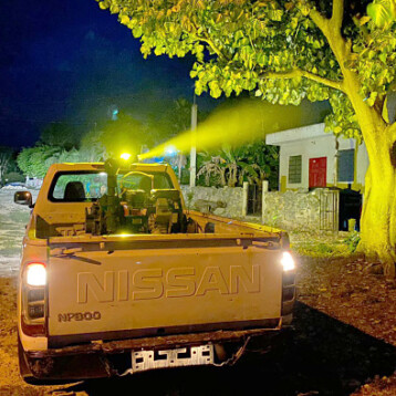 Intensifican fumigación en todo Yucatán