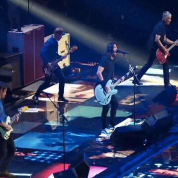 Foo Fighters pospone su concierto en CDMX hasta 2022