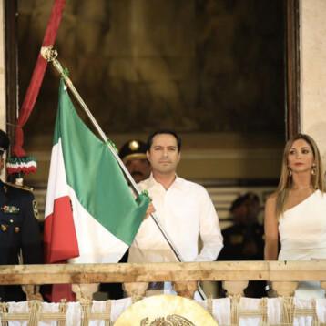 Grito de Independencia solo para invitados especiales
