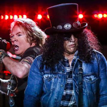 Guns N' Roses pospone gira en México por Covid-19