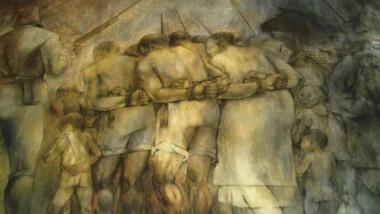 Mural de Fernando Castro Pacheco celebra medio siglo de historia