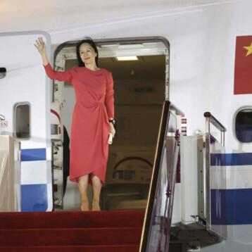 China y Canadá ponen fin a conflicto diplomático que involucró a Huawei