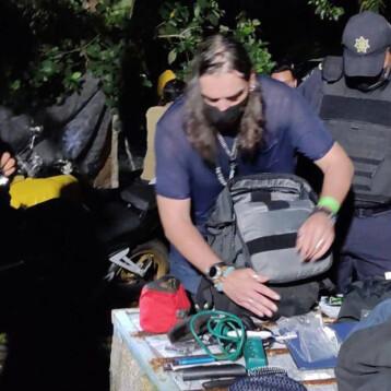 Cuatro detenidos en fiesta 'rave' en Komchén