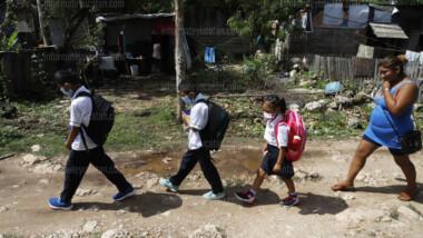 Yucatán: Contrastes en el regreso a clases