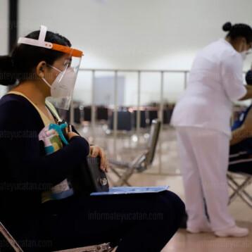 Yucatán: alta cifra de hospitalizaciones por covid19