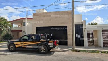 Aseguran vehículo en predio del empresario radiofónico Joaquín Pasquel