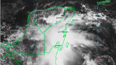 Pronostican fuertes lluvias para las próximas horas