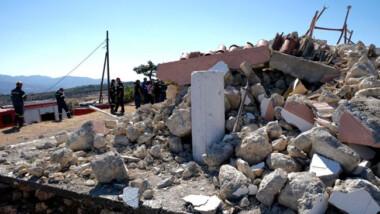 Sismo de magnitud 5.8 en la escala de Richter sacude la isla griega de Creta
